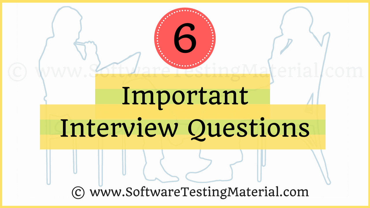 Types of interview questions pdf