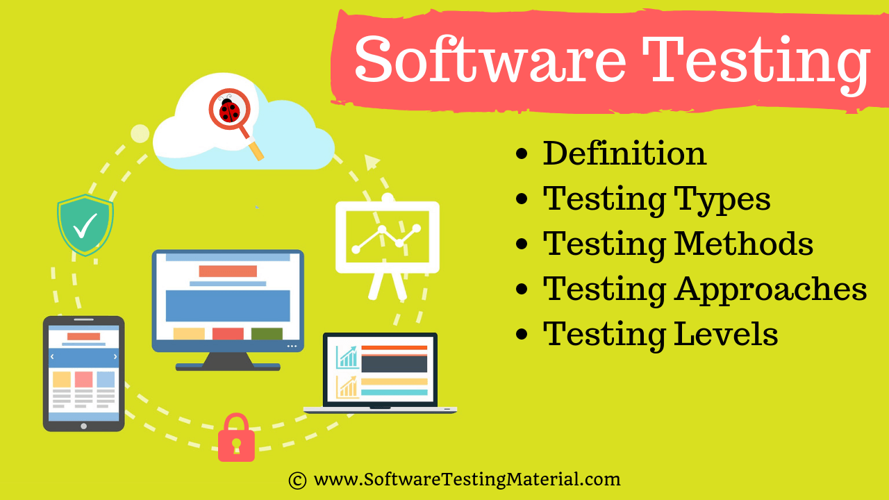 What Is Software Testing Definition Types Methods Approaches