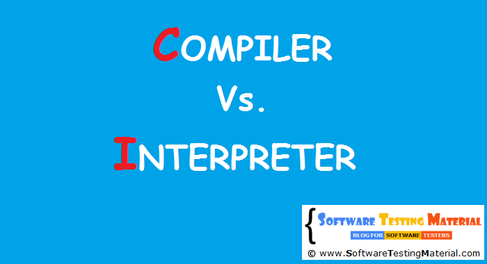 Compiler Vs Interpreter