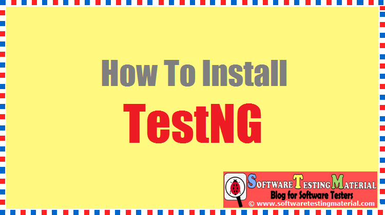 How To Install TestNG