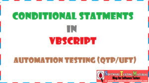 conditional statements vbscript
