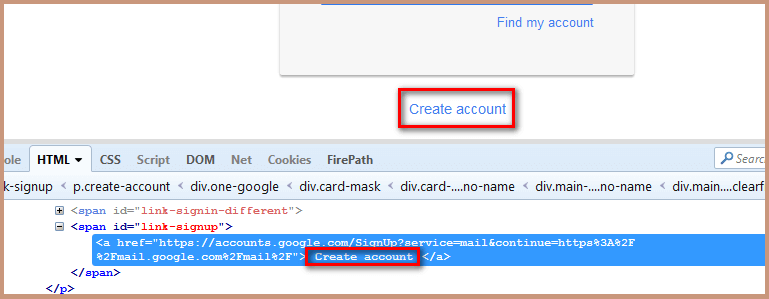 How To Locate Element By Link Text And Partial Link Text