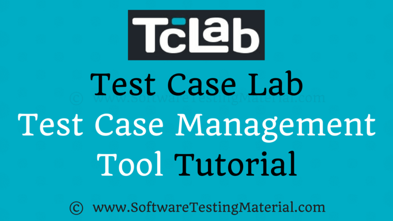 TestCaseLab Test Case Management Tool | Review | Software Testing Material