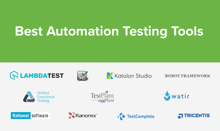 Best Automation Testing Tools