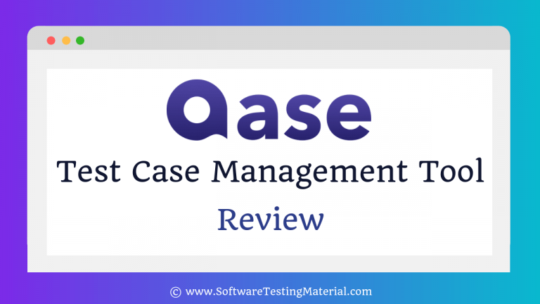 Qase Test Case Management Tool Review Tutorial 2021
