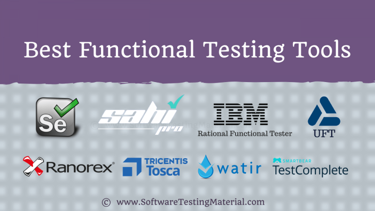 Best Functional Testing Tools (Free and Paid) in 2021