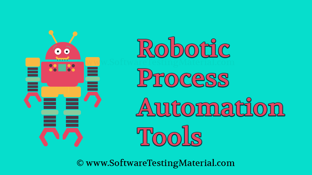 Robotic Process Automation Tools