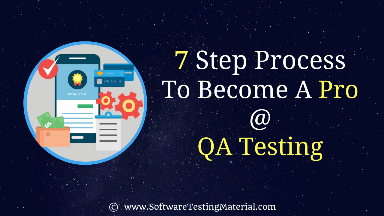 Become Pro At QA Testing