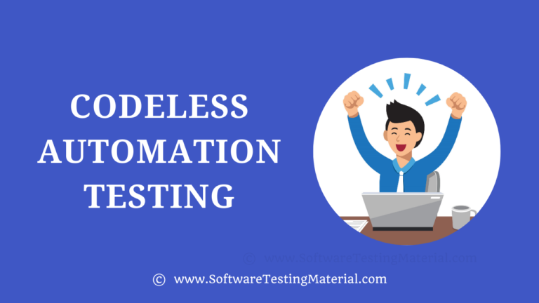 Codeless Automation Testing: A Technique to Implement in 2021