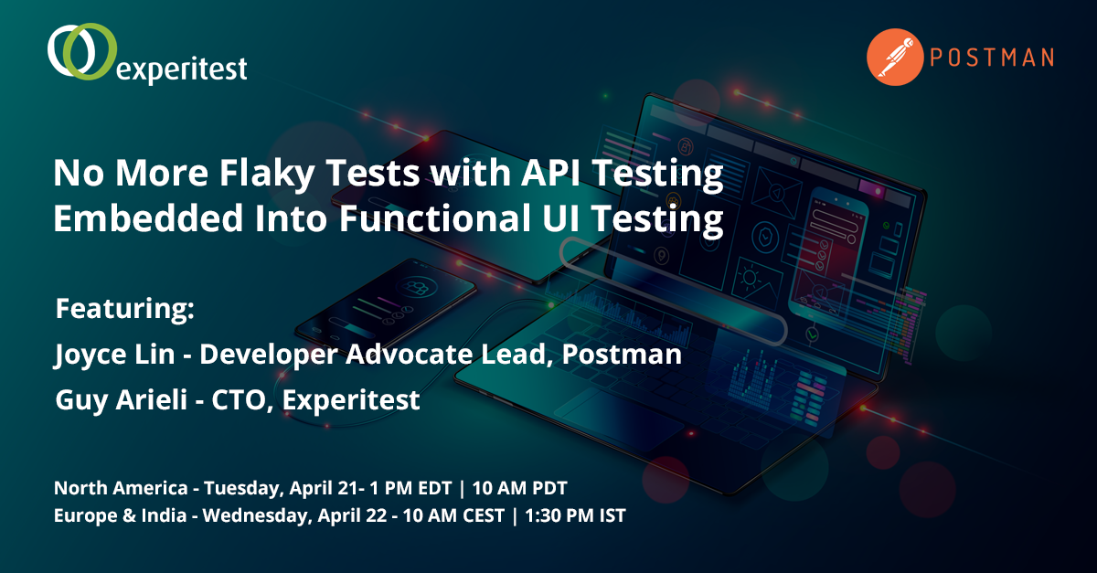 No More Flaky Tests with API Testing Embedded Into Functional UI Testing