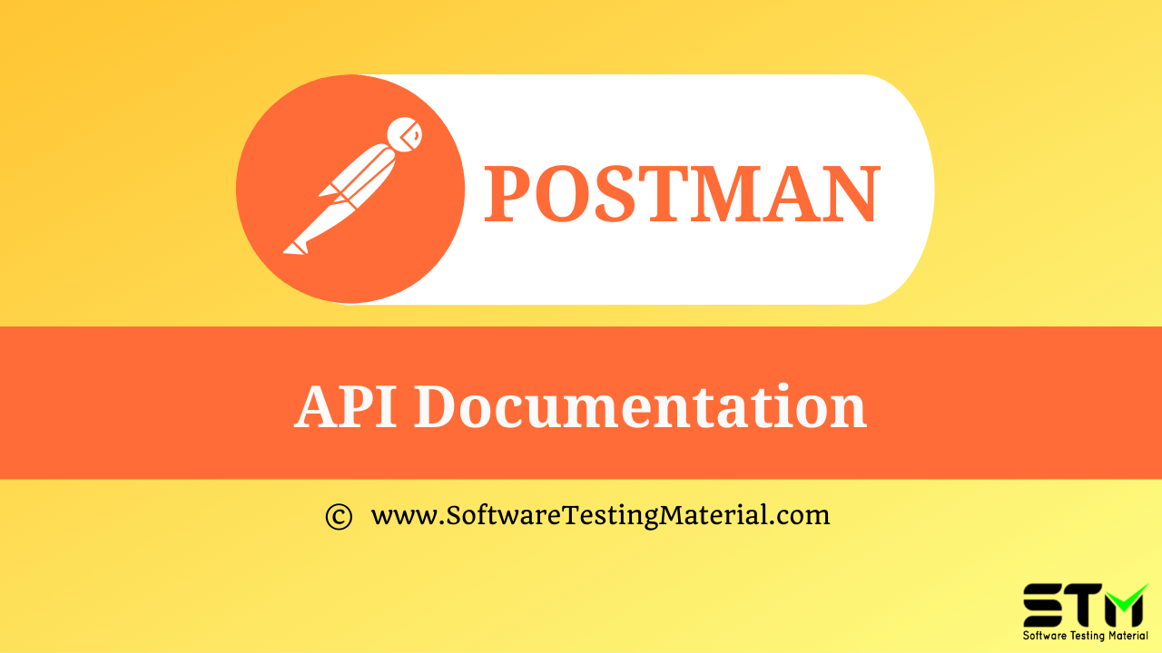 API Documentation In Postman
