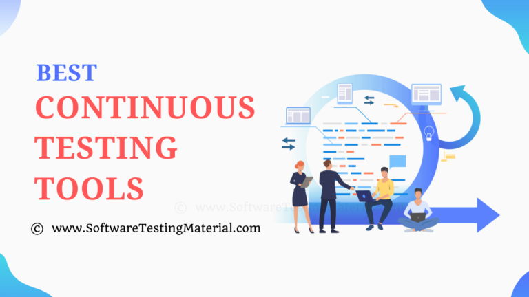 Best 19 Continuous Testing Tools For DevOps Testing in 2021