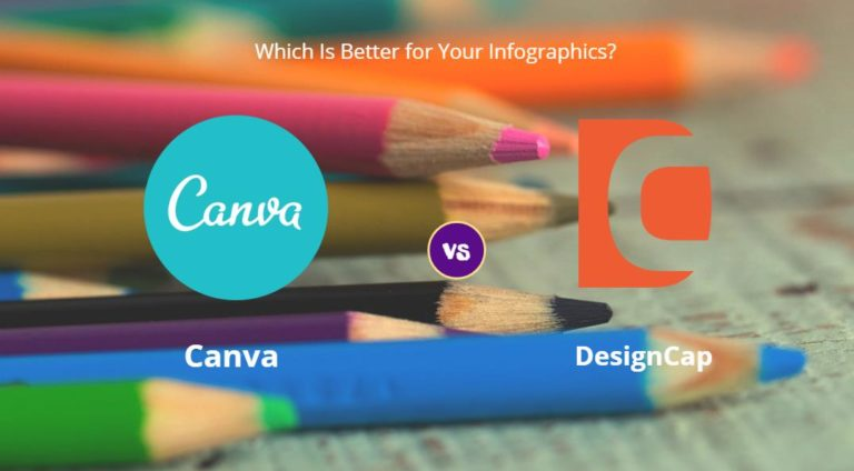 Canva vs. DesignCap: Which Is Better for Your Infographics?