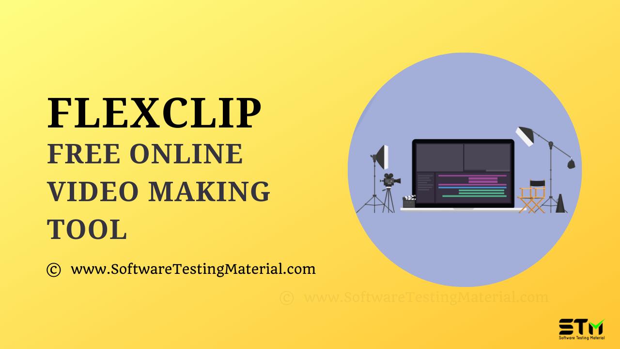 Flex Free Online Video Making Tool