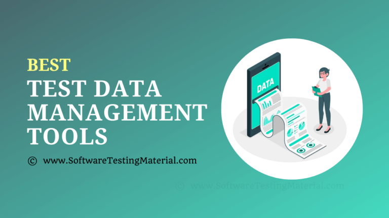Best Test Data Management Tools in 2021