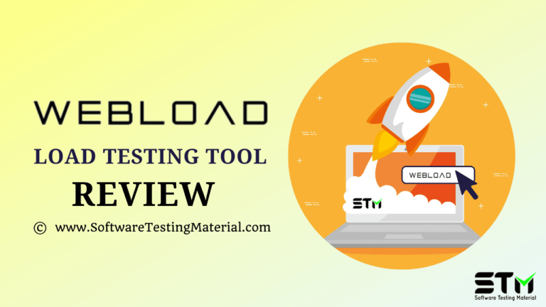 WebLOAD Load Testing Tool Review 2021 – Features, Work Flow