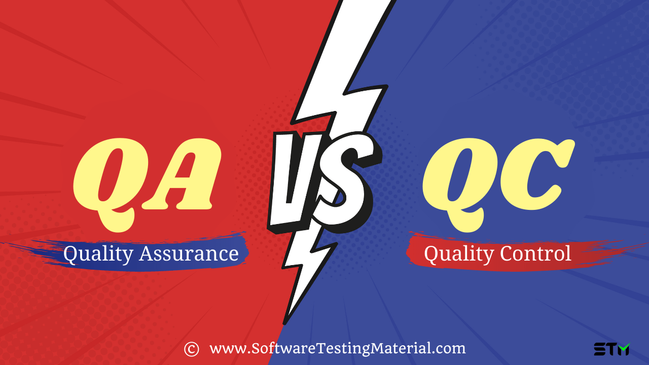 Difference Between Quality Assurance And Quality Control