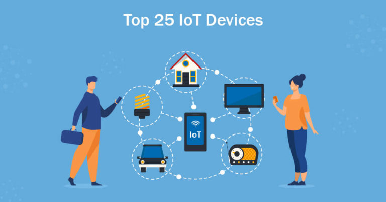 Top 25 IoT Devices Of All Time