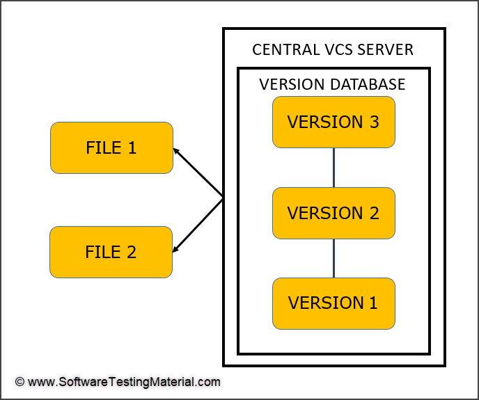 Centralized Version Control Systems