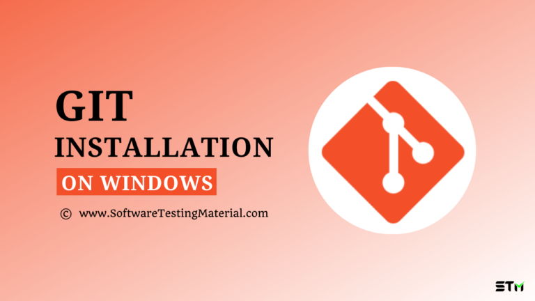 How To Install Git On Windows