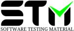 Software Testing Material Logo