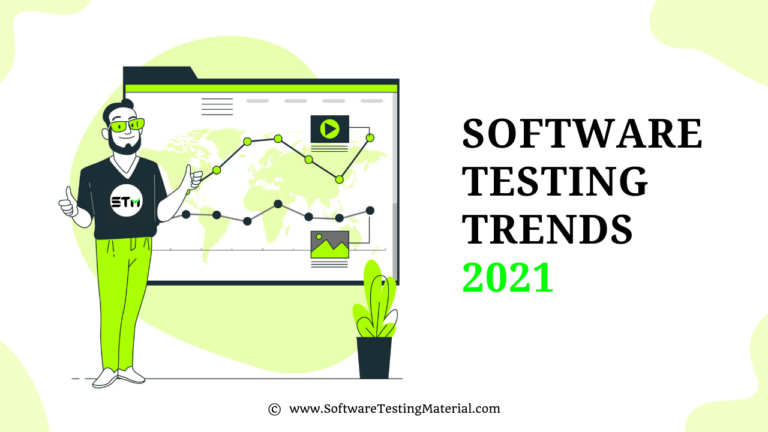Top 11 Software Testing Trends to Look out for in 2021