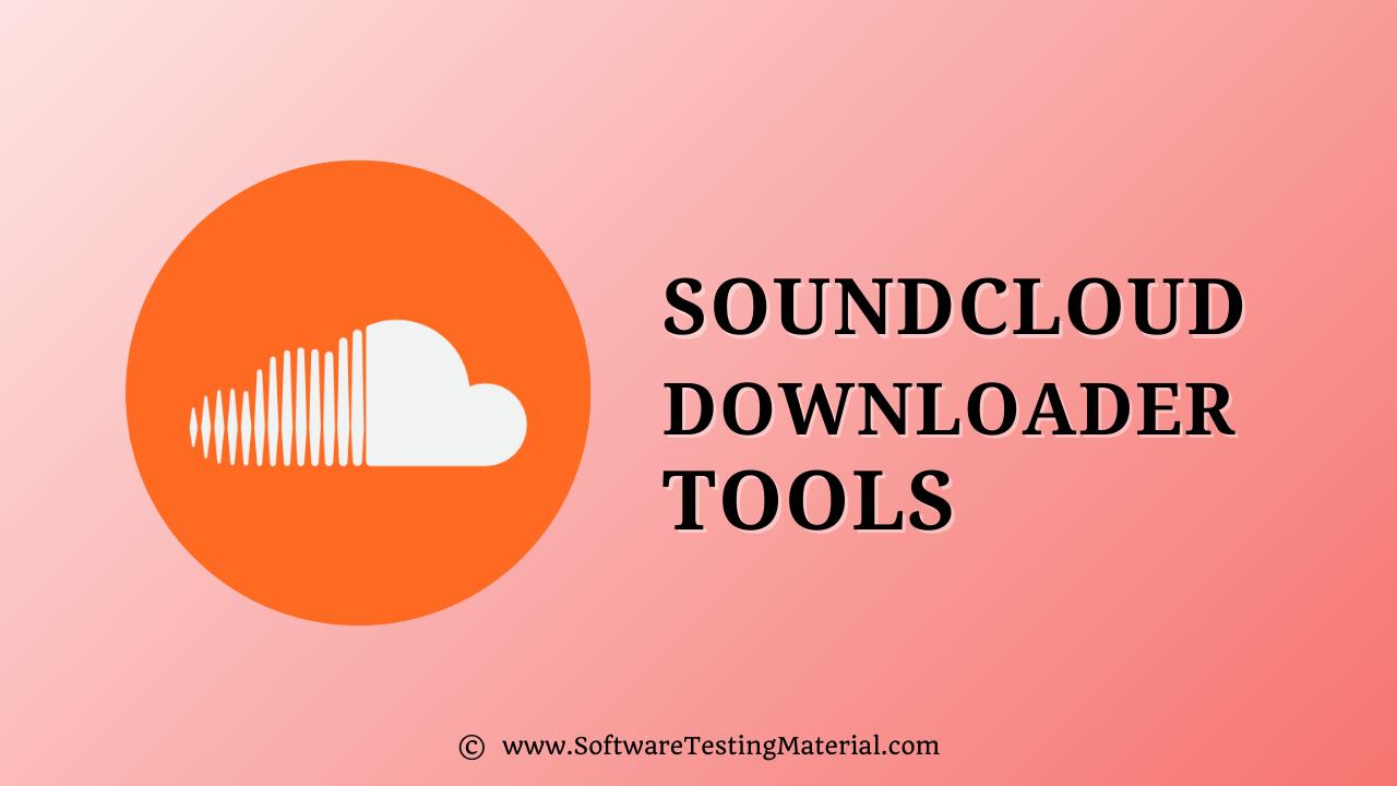 Soundcloud Downloader Tool
