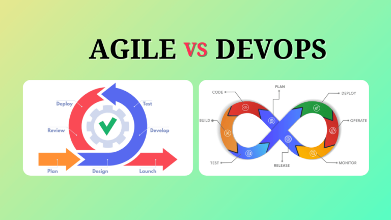 Agile Vs. DevOps: Everything You Need To Know