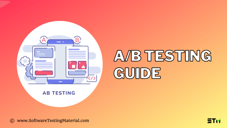 A/B Testing Guide: How To Perform AB Testing