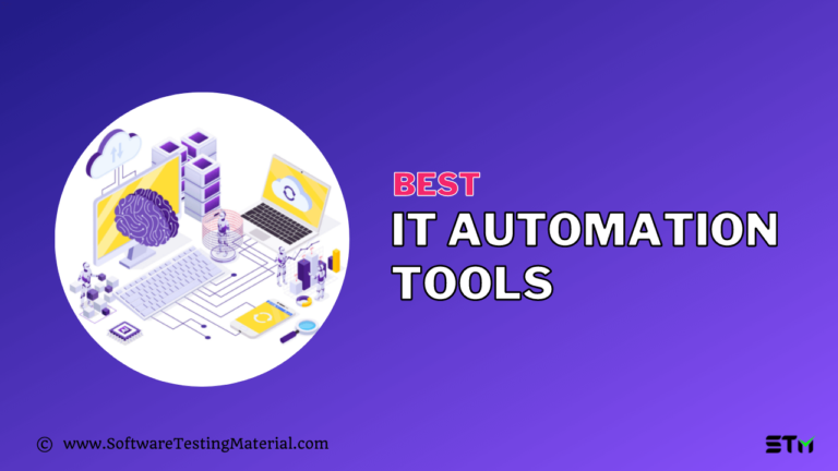 11 Best IT Automation Tools in 2021