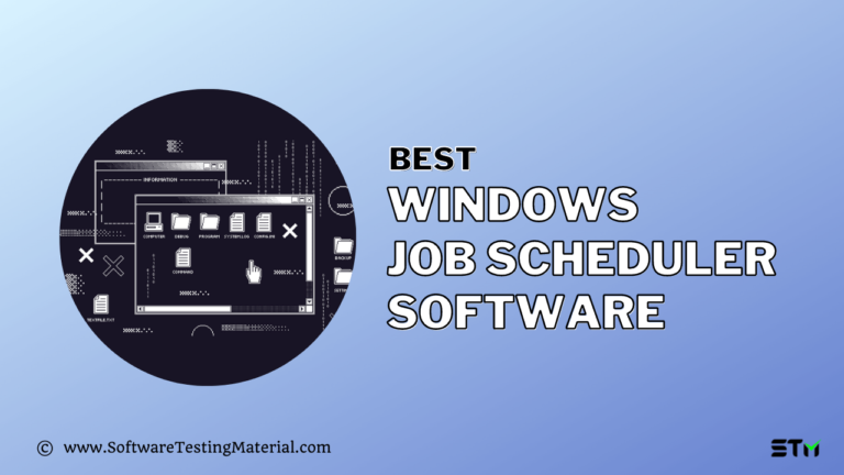 11 Best Windows Job Scheduling Software (Free and Paid) in 2021