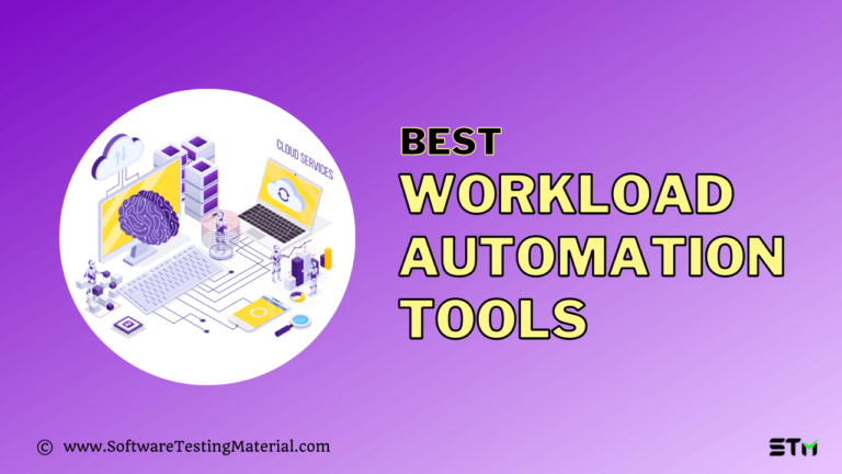 11 Best Workload Automation Tools (Free and Paid) for 2021