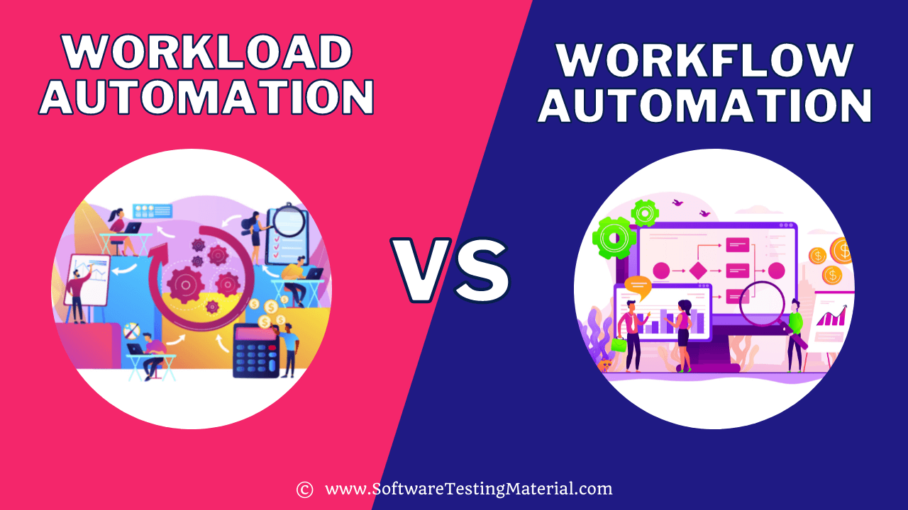 Workload Automation Vs Workflow Automation