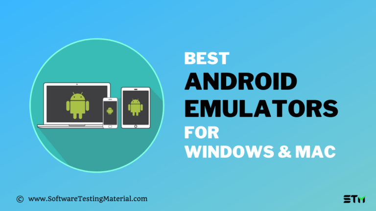 Best Android Emulators For Windows PC & Mac (Free and Paid) in 2021