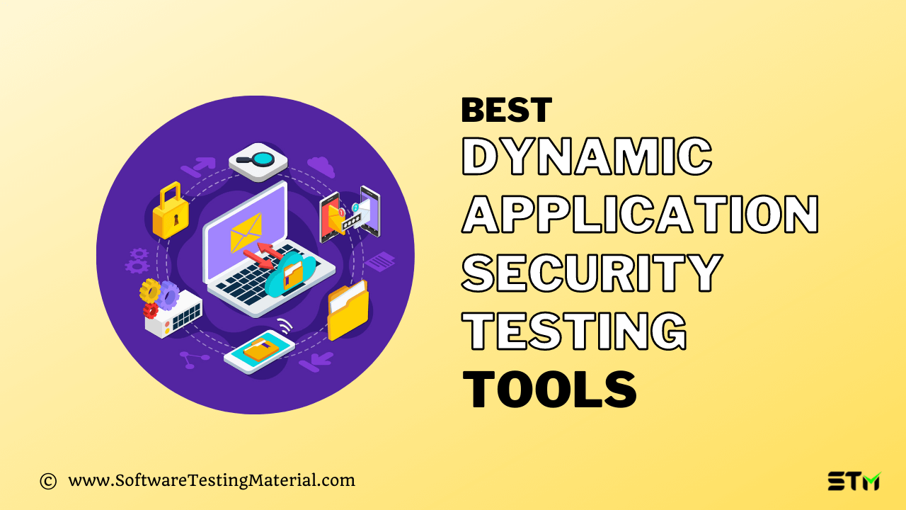 Dynamic Application Security Testing Tools