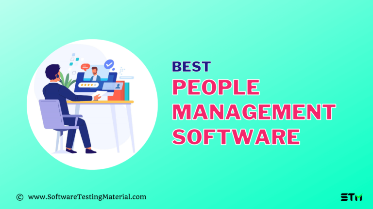 Best People Management Software (Free and Paid) for 2021