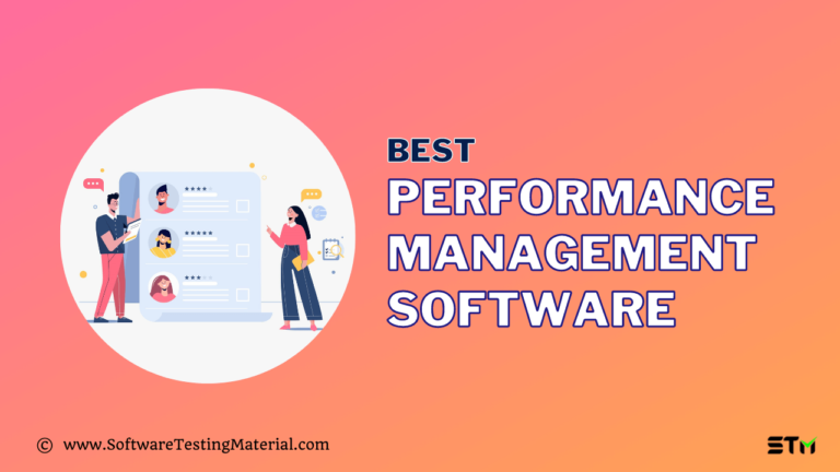 Best Performance Management Software (Free and Paid) for 2021