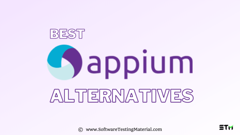 Best Appium Alternatives (Free and Paid) for 2021